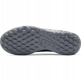 Buty piłkarskie Nike Mercurial Vapor 13 Club Tf Junior AT8177 001 czarne czarne 5