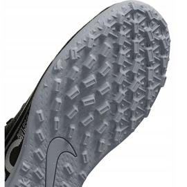 Buty piłkarskie Nike Mercurial Vapor 13 Club Tf Junior AT8177 001 czarne czarne 6