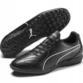 Buty piłkarskie Puma King Hero Tt czarne 105672 01 3