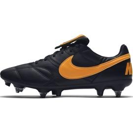 Buty piłkarskie Nike Premier Ii SG-PRO Ac 921397 080 czarne czarne 2