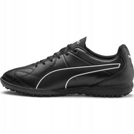 Buty piłkarskie Puma King Hero Tt czarne 105672 01 1