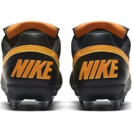 Buty piłkarskie Nike Premier Ii SG-PRO Ac 921397 080 czarne czarne 4