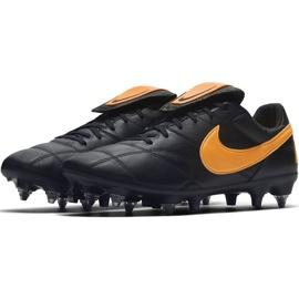 Buty piłkarskie Nike Premier Ii SG-PRO Ac 921397 080 czarne czarne 3