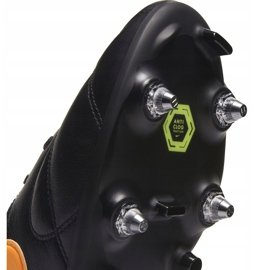 Buty piłkarskie Nike Premier Ii SG-PRO Ac 921397 080 czarne czarne 6