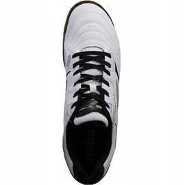 Buty piłkarskie Joma Maxima 902 Sala In biało czarne białe wielokolorowe 1