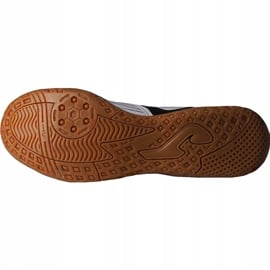 Buty piłkarskie Joma Maxima 902 Sala In biało czarne białe wielokolorowe 3