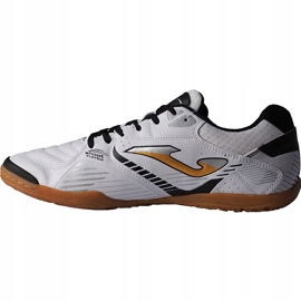 Buty piłkarskie Joma Maxima 902 Sala In biało czarne białe wielokolorowe 2