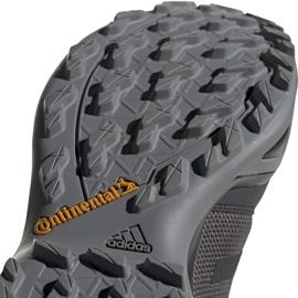 Buty męskie adidas Terrex AX3 Mid Gtx szare BC0468 5