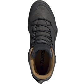 Buty męskie adidas Terrex AX3 Mid Gtx szare BC0468 2
