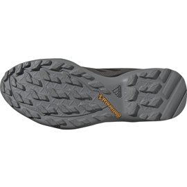 Buty męskie adidas Terrex AX3 Mid Gtx szare BC0468 6