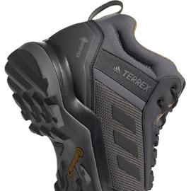 Buty męskie adidas Terrex AX3 Mid Gtx szare BC0468 4