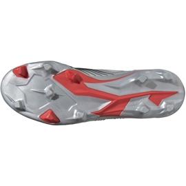 Buty piłkarskie adidas Predator 19.2 Fg srebrne F35601 szare szare 6