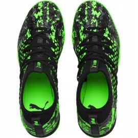 Buty piłkarskie Puma Future 19.3 Netfit Tt 105542 03 zielone wielokolorowe 2