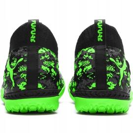 Buty piłkarskie Puma Future 19.3 Netfit Tt 105542 03 zielone wielokolorowe 3