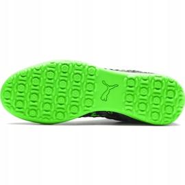 Buty piłkarskie Puma Future 19.3 Netfit Tt 105542 03 zielone wielokolorowe 4