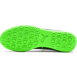 Buty piłkarskie Puma Future 19.4 Tt 105548 03 wielokolorowe zielone 4