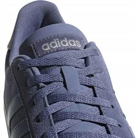 Buty damskie adidas Daily 2.0 fioletowe F34739 5
