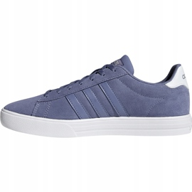 Buty damskie adidas Daily 2.0 fioletowe F34739 1