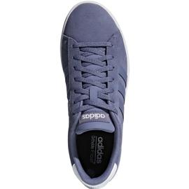 Buty damskie adidas Daily 2.0 fioletowe F34739 2