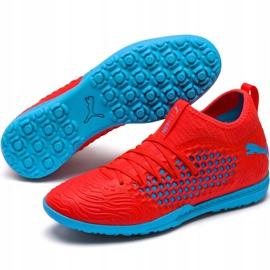 Buty piłkarskie Puma Future 19.3 Netfit Tt 105542 01 czerwone czerwone 3