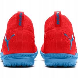 Buty piłkarskie Puma Future 19.3 Netfit Tt 105542 01 czerwone czerwone 4