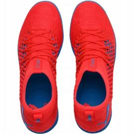 Buty piłkarskie Puma Future 19.3 Netfit Tt 105542 01 czerwone czerwone 1