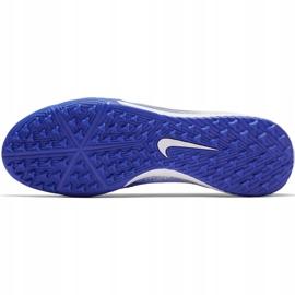 Buty piłkarskie Nike Phantom Venom Academy Tf AO0571 104 niebieskie wielokolorowe 5