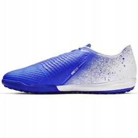 Buty piłkarskie Nike Phantom Venom Academy Tf AO0571 104 niebieskie wielokolorowe 1