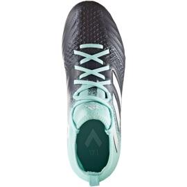 Buty piłkarskie adidas Ace 17.1 Fg Jr S77040 niebieskie niebieskie 1