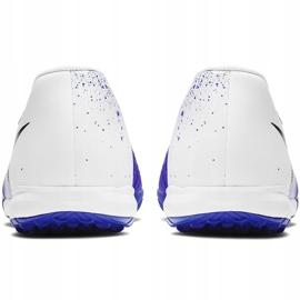 Buty piłkarskie Nike Phantom Venom Academy Tf AO0571 104 niebieskie wielokolorowe 4