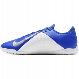 Buty piłkarskie Nike Phantom Vsn Academy Tf AO3223 410 niebieskie wielokolorowe 2