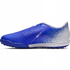 Buty piłkarskie Nike Phantom Venom Academy Tf Jr AO0377 104 wielokolorowe niebieskie 1