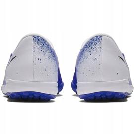 Buty piłkarskie Nike Phantom Venom Academy Tf Jr AO0377 104 wielokolorowe niebieskie 4