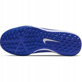 Buty piłkarskie Nike Phantom Venom Academy Tf Jr AO0377 104 wielokolorowe niebieskie 5