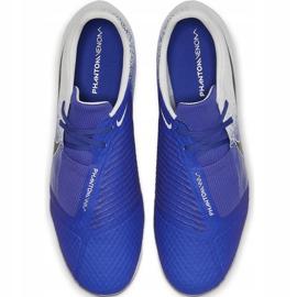 Buty piłkarskie Nike Phantom Venom Academy Fg AO0566 104 wielokolorowe niebieskie 2