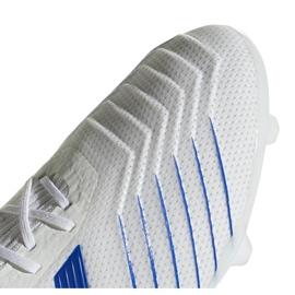 Buty piłkarskie adidas Predator 19.2 Fg D97941 wielokolorowe białe 3