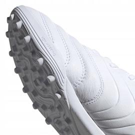 Buty piłkarskie adidas Copa 19.3 Tf D98064 białe białe 4