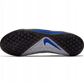 Buty piłkarskie Nike Phantom Vsn Academy Tf AO3223 400 niebieskie niebieskie 5