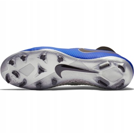 Buty piłkarskie Nike Phantom Vsn Pro Df Fg AO3266 400 niebieskie 5