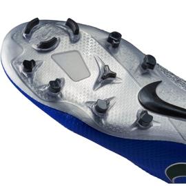 Buty piłkarskie Nike Phantom Vsn Pro Df Fg AO3266 400 niebieskie 4