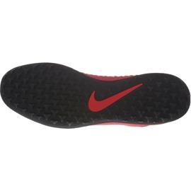Buty piłkarskie Nike Phantom Vsn Club Df Tf AO3273 600 czerwone wielokolorowe 1
