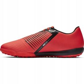 Buty piłkarskie Nike Phantom Venom Academy Tf AO0571 600 czerwone czerwone 1