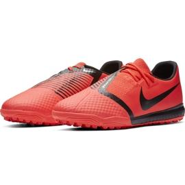 Buty piłkarskie Nike Phantom Venom Academy Tf AO0571 600 czerwone czerwone 4