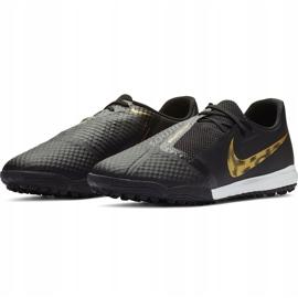 Buty piłkarskie Nike Phantom Venom Academy Tf AO0571 077 czarne wielokolorowe 3