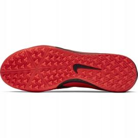 Buty piłkarskie Nike Phantom Venom Academy Tf AO0571 600 czerwone czerwone 3