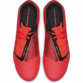 Buty piłkarskie Nike Phantom Venom Academy Tf AO0571 600 czerwone czerwone 2
