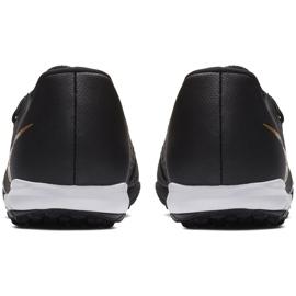 Buty piłkarskie Nike Phantom Venom Academy Tf AO0571 077 czarne wielokolorowe 4