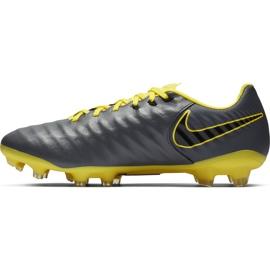 Buty piłkarskie Nike Tiempo Legend 7 Pro Fg AH7241 070 wielokolorowe szare 1