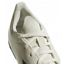 Buty piłkarskie adidas X Tango 18.4 Tf Jr DB2436 beżowy wielokolorowe 3