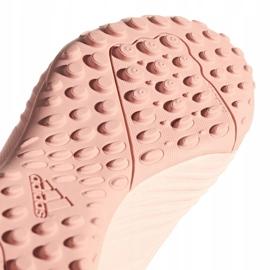 Buty piłkarskie adidas Predator Tango 18.4 Tf DB2142 różowe wielokolorowe 5